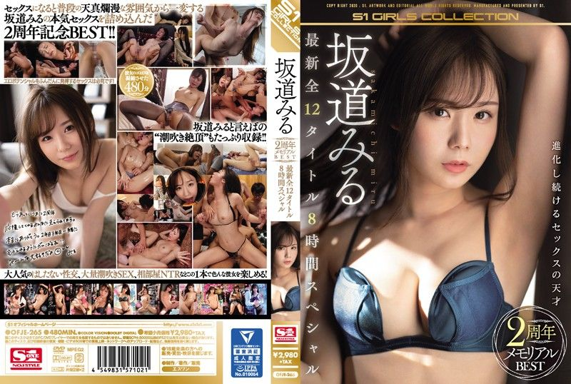 坂道美琉2周年纪念精选 最新全12部8小时特别编 上