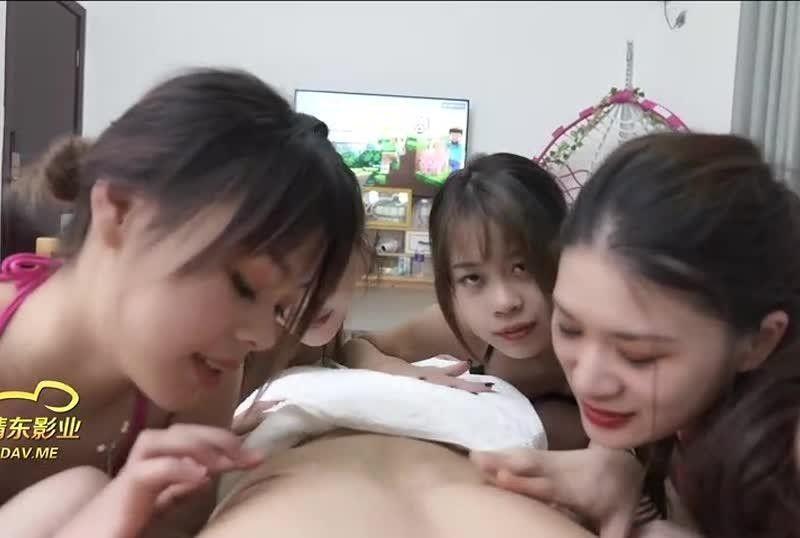 国産AV精东影业屌丝逆袭之民国传奇
