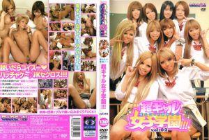 超淫荡女高中生大集合!!超辣妹女学园!!! VOL.02