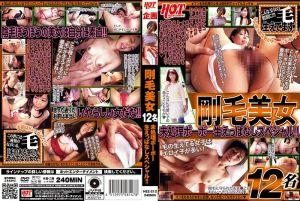 刚毛美女12名 未处理蓬松阴毛特别编!!