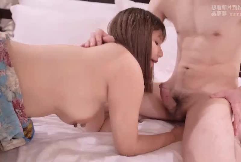 国産AV酒店女公关情欲酒店二段式性爱吴梦梦