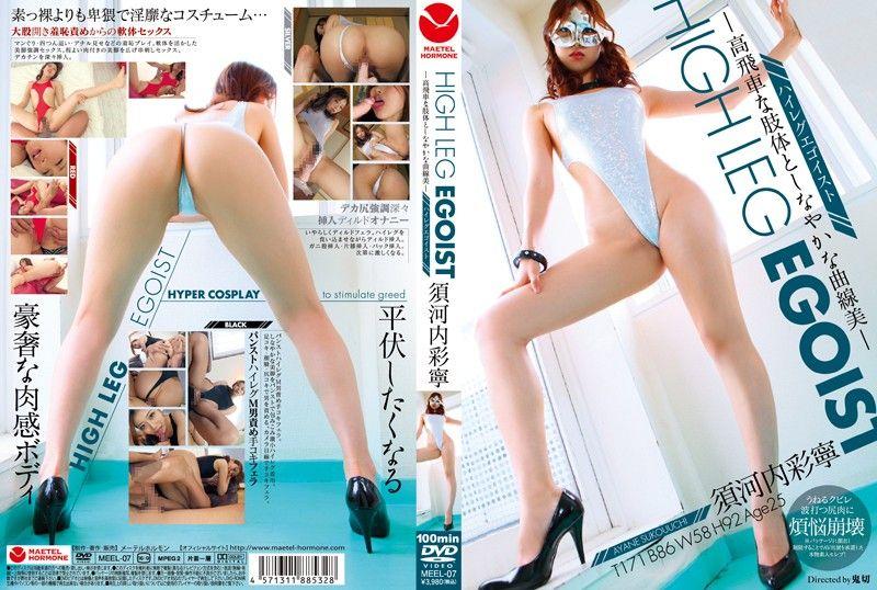 HIGH LEG EGOIST-高飞车な肢体としなやかな曲线美- 须河内彩宁