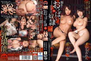 魅惑巨乳性奴隶 01 雏见憐 高嶋由花