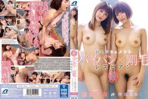专属1周年记念 剃毛档案 白虎×刚毛 蕾丝边 凉宫琴音 阿部乃美红