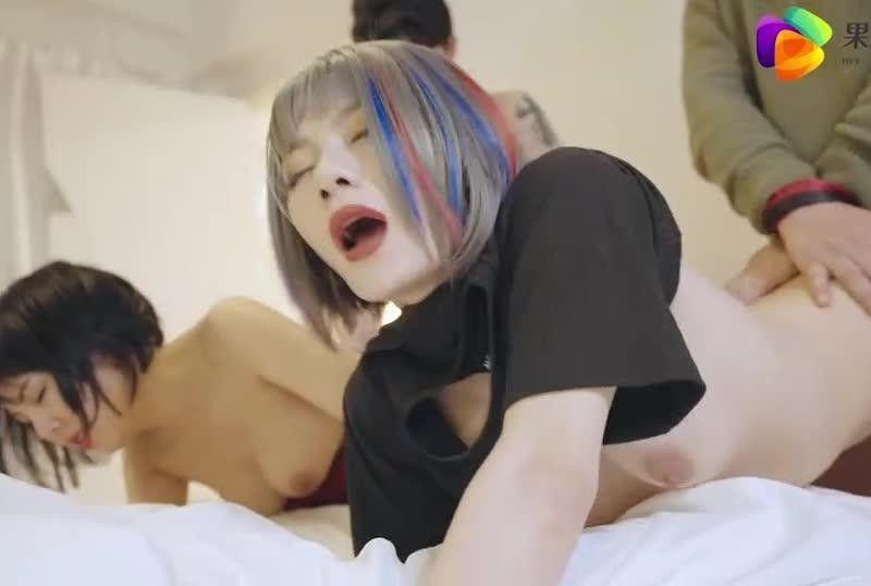 国産AV果冻传媒逃亡的兄妹 聂小倩 杜娟