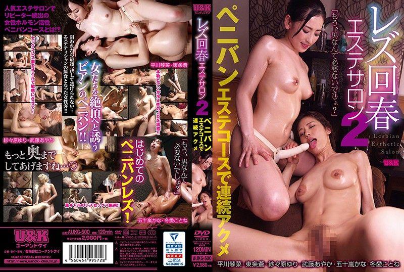 蕾丝边回春沙龙2 ~秘技!女性荷尔蒙活性假屌套餐~