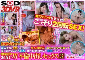 VR 温泉旅行酒醉偷肏朋友妻 3 第四集