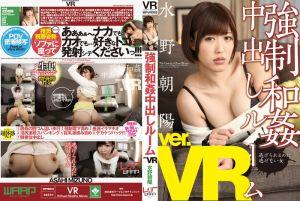 VR强制内射幹砲房 水野朝阳