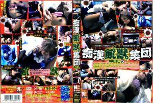 痴汉飢獣(ケダモノ)集団 中出し 5