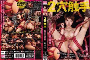 2穴触手 ~被监禁的捜查官~ 新井爱丽