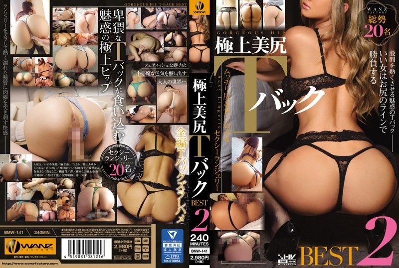 顶级丁字裤美尻精选 2