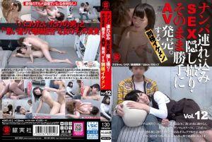 ナンパ连れ込みSEX隠し撮り・そのまま胜手にAV発売。する别格イケメン Vol.12