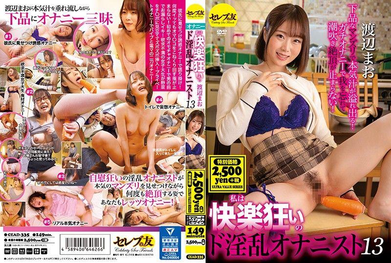 我是快乐疯狂的超淫乱自慰者13 渡边真央