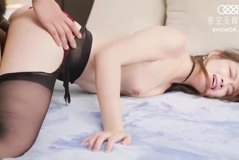 国産AV星空无限传媒性闻联播女记者暗访光棍村 姜洁