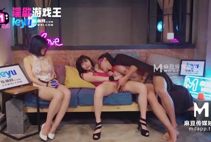 国産AV淫欲游戏王EP2节目篇激情骰子乐 淫荡女神的吹咬舔吸夏晴子 夏语芯