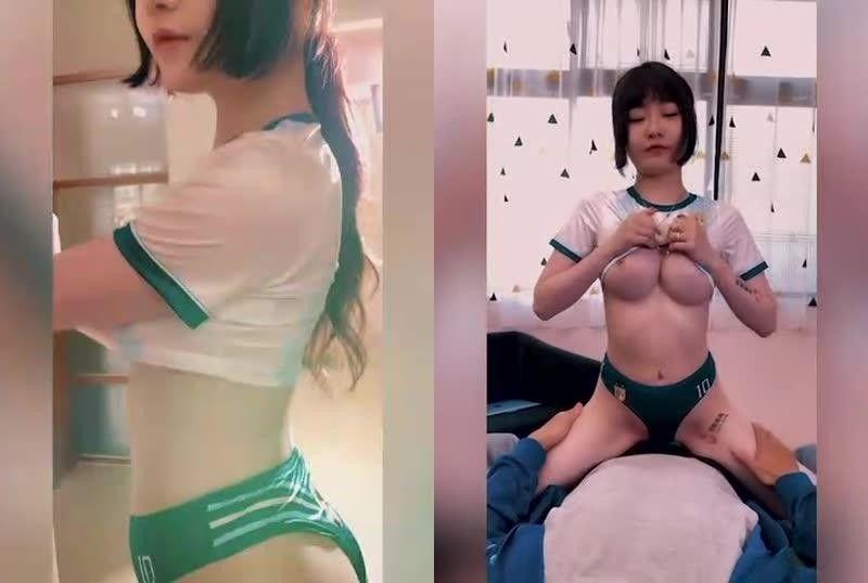 国産AV凤凰体育足球宝贝射门淫球赚奖金沈娜娜