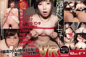 【2】VR 调教女宠 川崎亚里沙 第二集