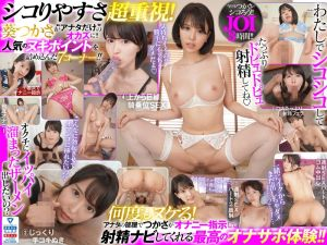 【VR】葵司的痴JOI 引诱究极自宅撸管体验协助自慰VR3小时C
