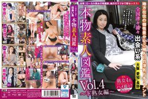 全国抽插 约砲系 真正素人图鑑 vol..4 ~熟女编~