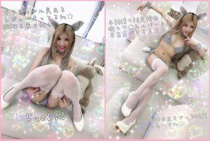 【最高杰作豪华SP版】金髪ヤリマギャルキララ激ミニデニムショーパンに勃起したファンと6P连続中出し