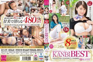 絶对的美淑女厂商 KANBi 精选8小时 vol.02 上