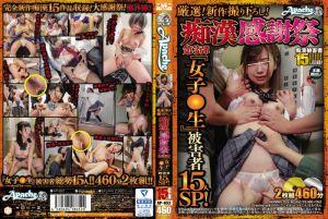 严选新作!痴汉感谢祭 第3弹 『女学生』被害者15人SP!-下