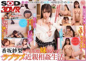 【1】VR 最淫乱可爱妹近亲相姦生活 香坂纱梨 第一集
