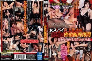 女间谍扑火葬送拷问曲 5 冢田诗织