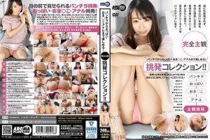 パンチラからおっぱい・おま○こ・アナルまで楽しめる!完全主観挑発コレクション!!