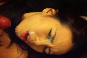 台湾情侣网红刺青黄亚虎和男友自拍A片流出看那白皙肌肤肉感屁股背后位啪啪啪爽到一直叫私处近拍抠穴湿的不要不要连续抽插颜射喷到眼睛都是