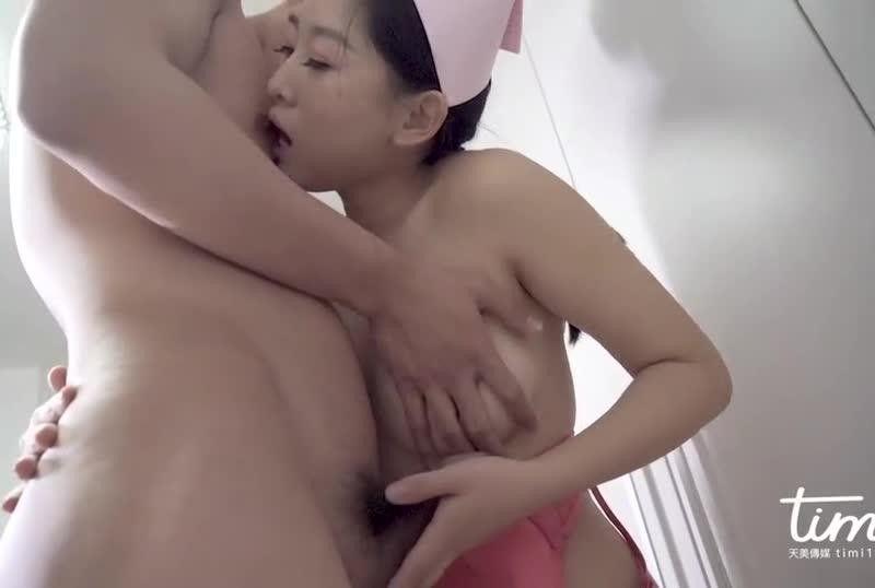 国産AV天美传媒被胁迫的小护士徐筱欣