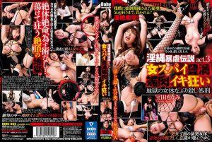 淫縄暴虐传说 act.3  宝田萌奈美