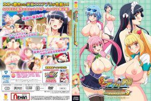 炎孕巨乳淫乱APP学园 02