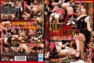 狂气拷问研究所 ALIVE 全新传说开始 枢木美栞