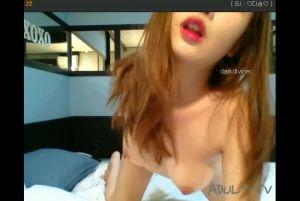 【韩国自慰外流】韩国妹子抠穴自慰搔首弄姿性感撩人无码视频遭流出-part1