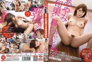租屋即赠变态宠物 淫乱不动产File.02 彩美旬果