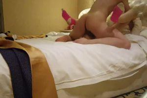 贵州兵哥宾馆和良家少妇啪啪自拍当玩A片NRT剧情
