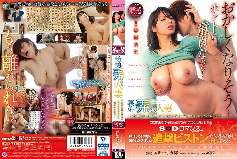人妻遭义弟玩弄 ~绝伦肉棒肏翻子宫那五天~ 春菜花 SODx成人小说改编系列