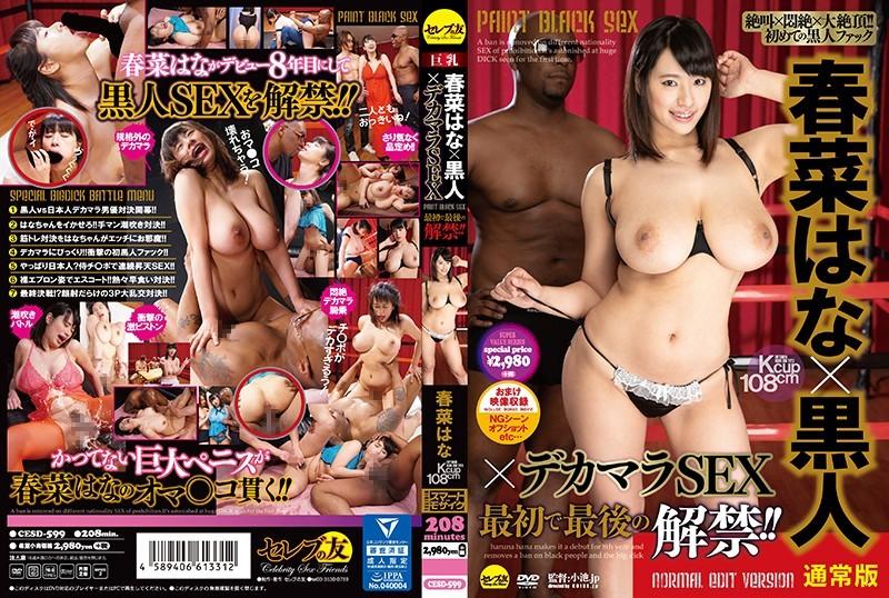 春菜花x黑人x巨屌性爱 最初也是最后的解禁!